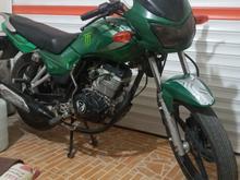 موتور سیکلت ولگا مدل 90 در شیپور