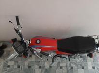 موتور سیکلت تک تاز مدل 98 در شیپور-عکس کوچک