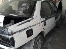 رنگ امیزی وپولیش خودروهای تصادفی در شیپور