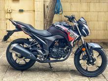 موتورسیکلت انژکتوری جهان رو 225سی سی در حد نو در شیپور