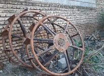 چرخ آهنیفرگوسن 255 سالم با توپی در شیپور-عکس کوچک