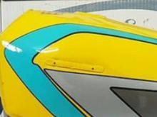 نقاشی موتور وباک در شیپور