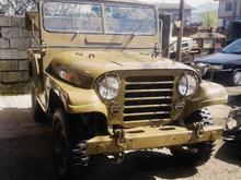 جیپ کاام ارتشی در شیپور
