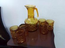 پارچ لیوان ایتالیابکربکراب نخورده در شیپور