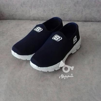 کفش اسکیچرز بندی و غیر بندی در گروه خرید و فروش لوازم شخصی در خراسان رضوی در شیپور-عکس3