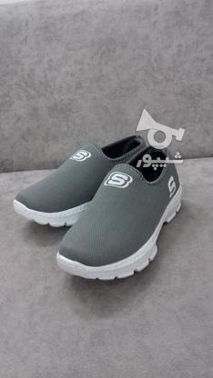 کفش اسکیچرز بندی و غیر بندی در گروه خرید و فروش لوازم شخصی در خراسان رضوی در شیپور-عکس8