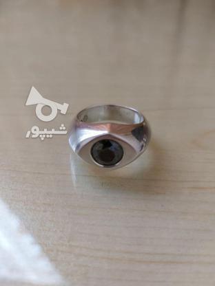 انگشتر موزانایت در گروه خرید و فروش لوازم شخصی در تهران در شیپور-عکس2