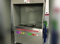 دستگاه فانتاکروم کابین دارمخمل پاش مخزندار در شیپور-عکس کوچک