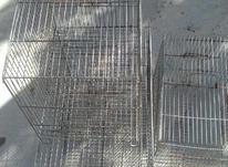 سه عدد قفس فروشی در شیپور-عکس کوچک