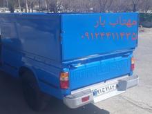 خاور کامیون وانت بار خاور نیسان در شیپور