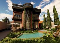 فروش ویلا لوکس و دوبلکس350 متری در شیپور-عکس کوچک