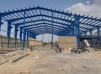 ساخت سوله صنعتی،ورق،زد در شیپور-عکس کوچک