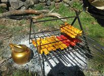 کباب پز و اجاق تاشو صحرایی در شیپور-عکس کوچک