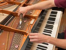 کوک و رگلاژ پیانو در شیپور