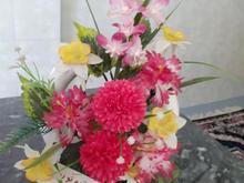 گل باگلدان سرامیکی در شیپور