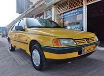 تاکسی پژو405 در شیپور-عکس کوچک