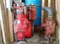 موتور آب کشاورزی شیش اینچ در شیپور-عکس کوچک