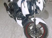 موتور اپاچی160 در شیپور-عکس کوچک