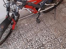 دوچرخه کم کار کرده سالم در شیپور