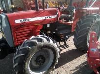 تراکتور 485 جفت در شیپور-عکس کوچک