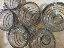 2دست لیوان اصل ژاپن کاملن نو واکبند مخصوص نوعروسا تخفیفم دار در شیپور