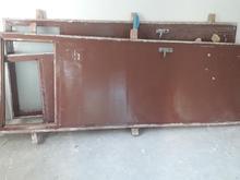 درب چوبی اتاق در شیپور