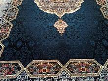 فرش مجلل ابریشم بافت در شیپور