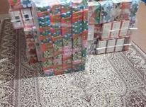 فروش عمده دستمال کاغذی جعبه ای در شیپور-عکس کوچک