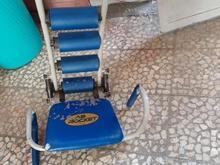 دستگاه ورزشی توتال کور سالم فروش فوری در شیپور