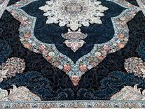 فرش دربار کاشان کارینا 6متری طرح 700 شانه تراکم 2100 در شیپور