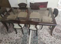 میز ناهار خوری 6 نفره(میز سایز بزرگ) در شیپور-عکس کوچک
