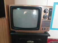 تلویزیون عتیقه سالم سانیو ژاپن قدیمی در شیپور-عکس کوچک
