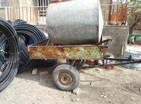 تانکر چرخ دار در شیپور-عکس کوچک