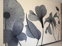 واحد مسکونی شاخص بدلیل انجام اثر هنری توسط هنرمند نقاش در شیپور