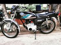 یک دستگاه موتور سیکلت شهاب الگانس سری اول مدل 81مدارک داره در شیپور-عکس کوچک
