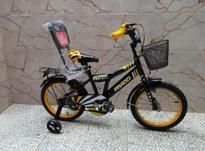 دوچرخه 16کاملا سالم وتمییز در شیپور-عکس کوچک