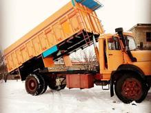 اتاق باری کامیون سنگین در شیپور