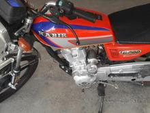 موتور کبیر مدل 97 در شیپور
