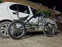 دوچرخه هارلی دیویدسون در شیپور