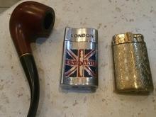 فندک و پیپ انگلیسی در شیپور