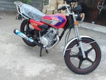 موتور سیکلت 125 انژکتور در شیپور