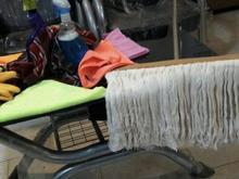 نظافت کردن منزل در شیپور