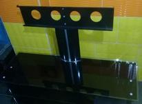 چند عدد میز تلوزیون شیشه ای درحد نو در شیپور-عکس کوچک