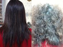 صافی دائم مو بدون مواد در شیپور