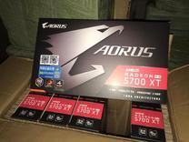 Rx 5700XT gigabyteکارت گرافیک در شیپور