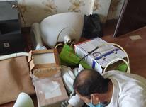 لوله کش ی تشخیص ترکیدگی با دستگاه لوله بازکنی در شیپور-عکس کوچک