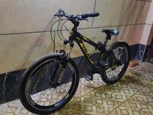 دوچرخه گالانت سایز 26 کاملا سالم در شیپور