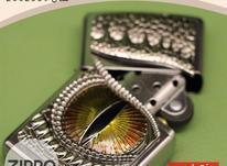 فندک زیپو اصل چشم اژدها در شیپور-عکس کوچک