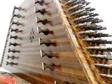 سنتور نو تمام چوب گردو با سیم المانی در شیپور