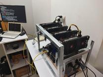 ریگ اتریوم 6 کارته بصرفه در شیپور